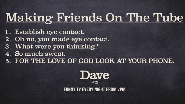 Dave advertisement